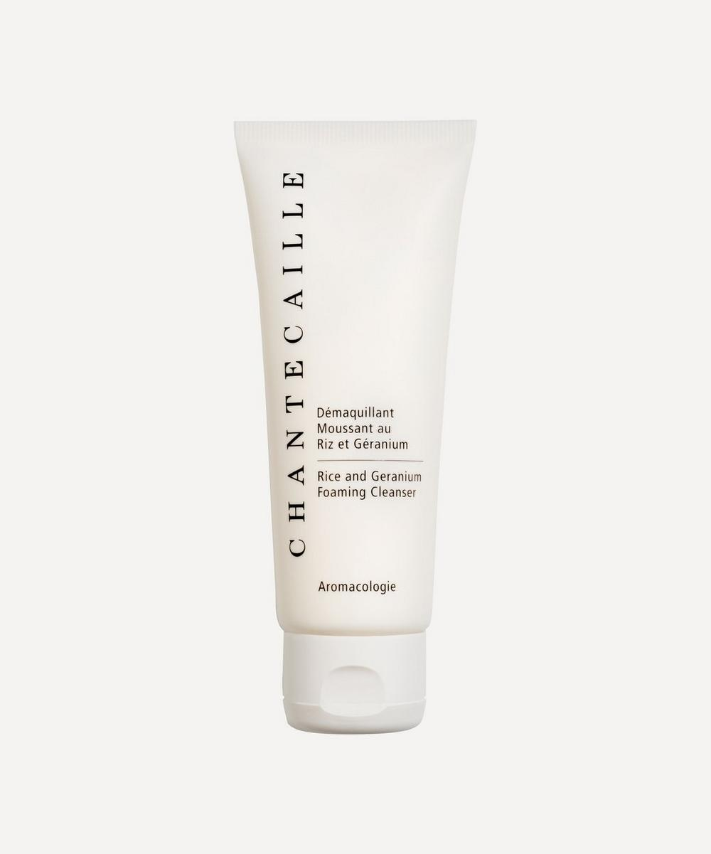 Rice and Geranium Foaming Cleanser, Chantecaille