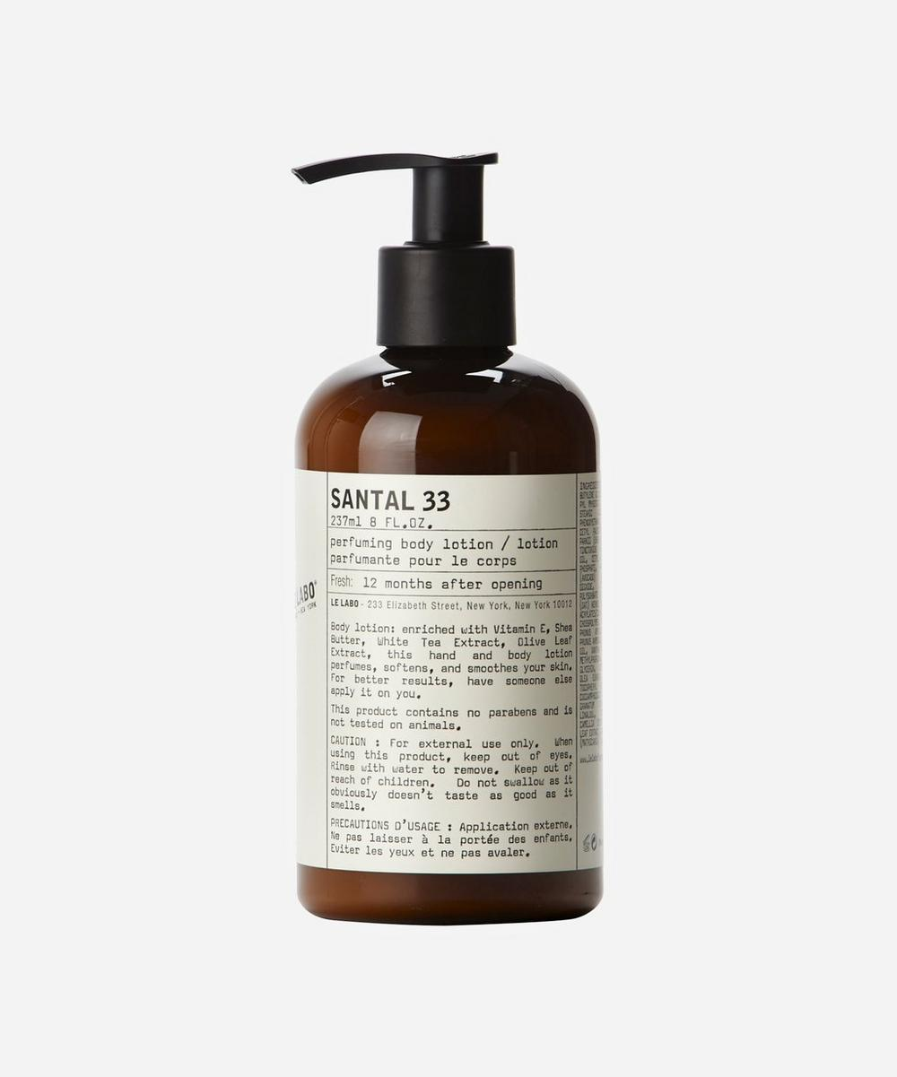 Santal 33 Hand and Body Lotion 237ml