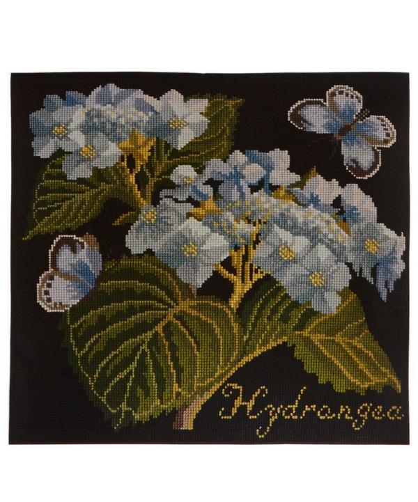 Hydrangea Botanical Garden Tapestry Kit