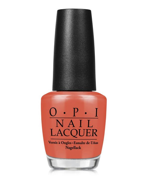 Nail Lacquer in Hot and Spicy 15ml