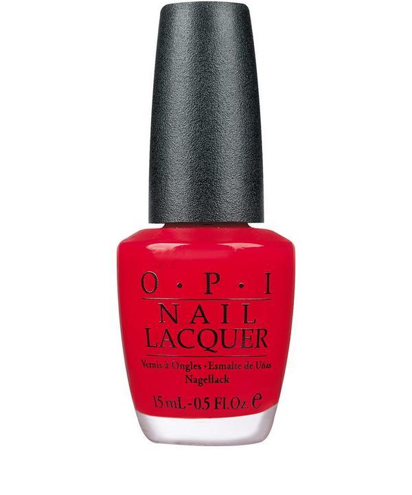 Nail Polish in Big Apple Red 15ml