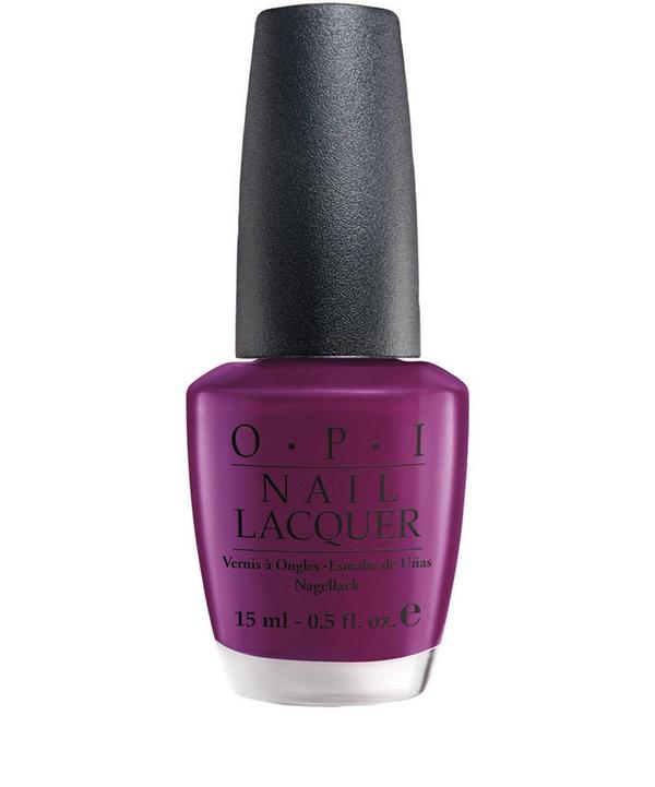 Nail Lacquer in Pamplona Purple 15ml