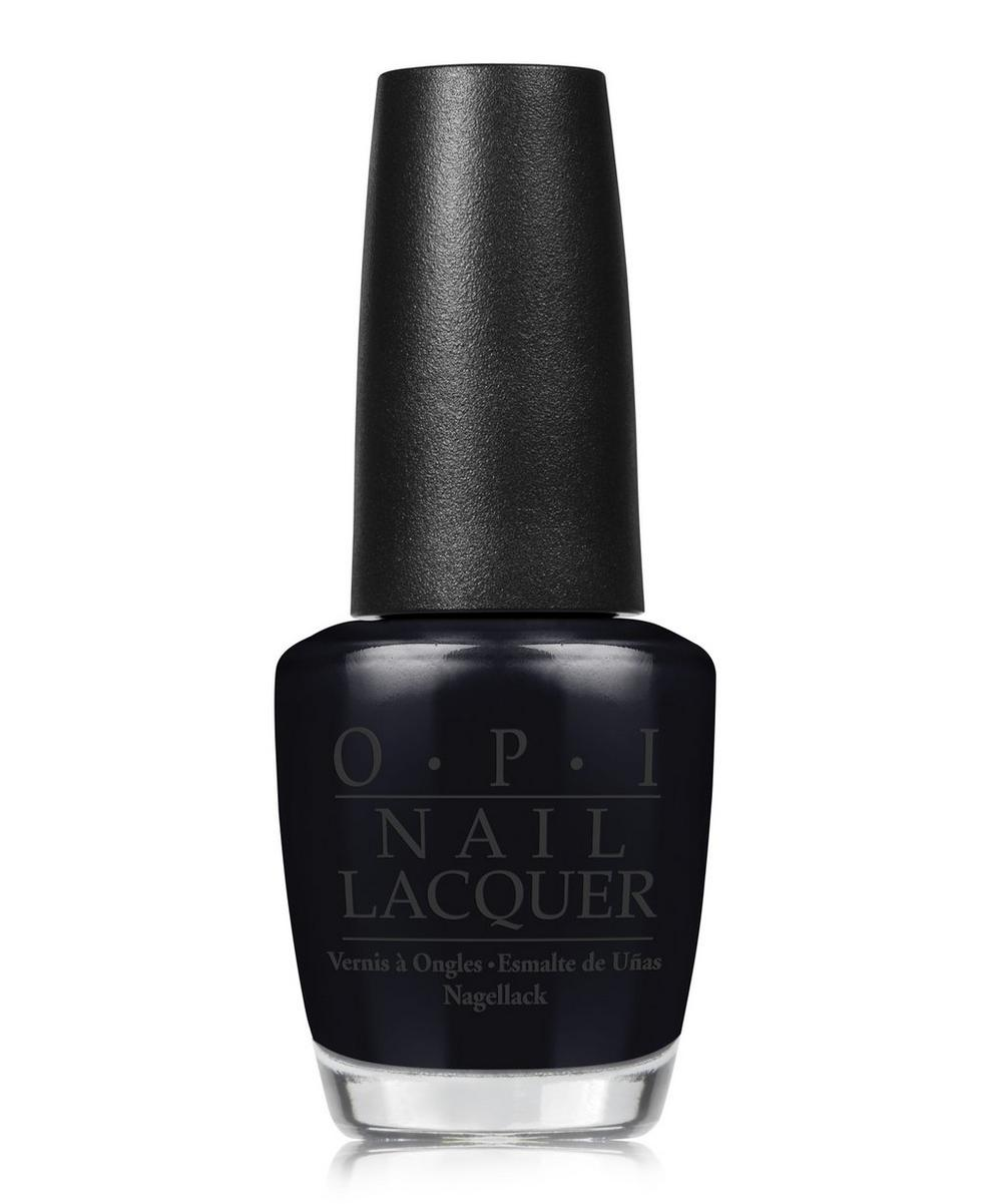 Nail Polish in Lady In Black 15ml