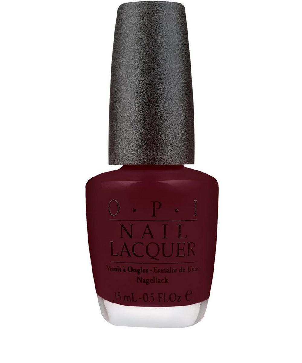 Nail Polish in Lincoln Park After Dark 15ml