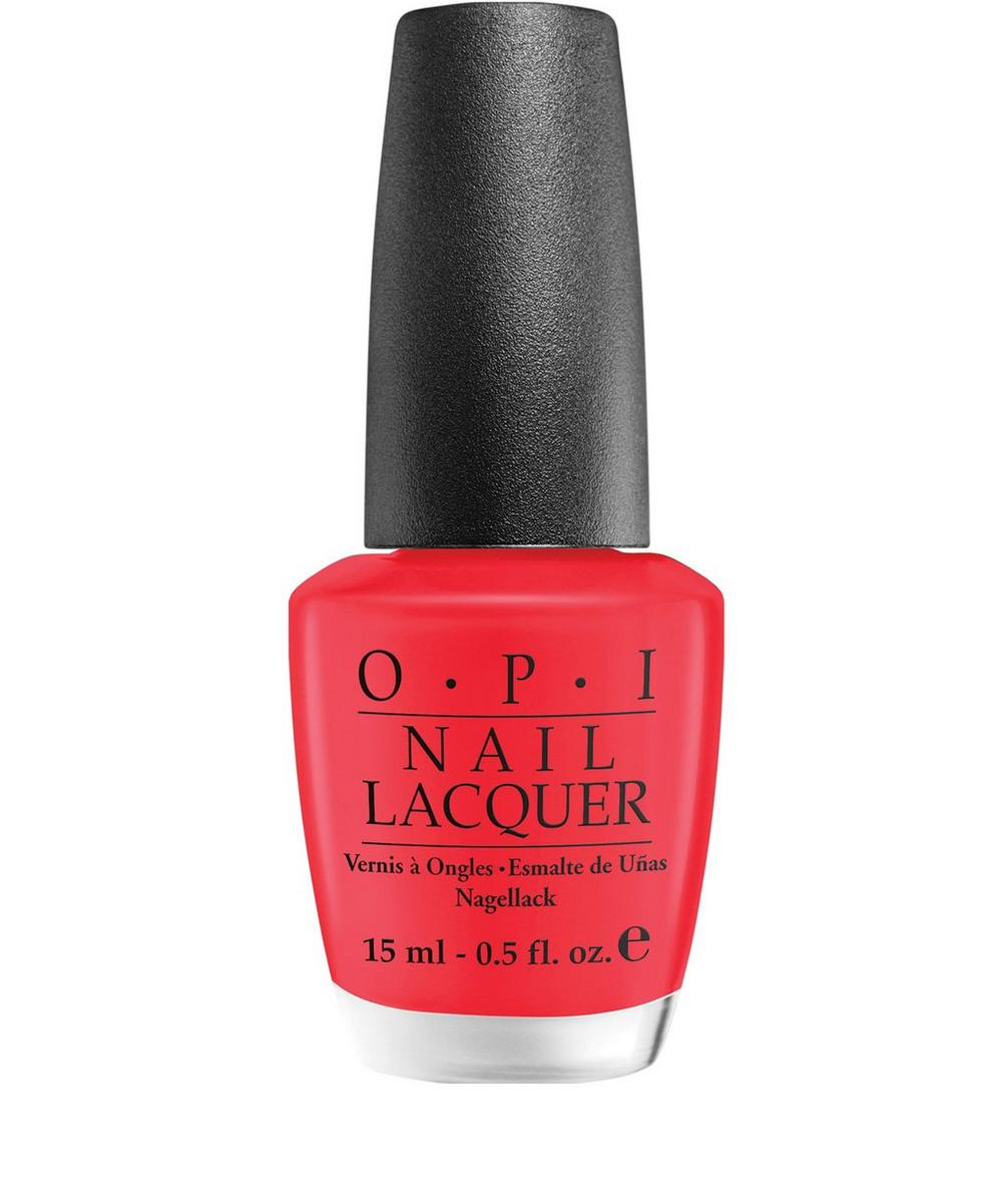 Nail Polish in OPI On Collins Ave 15ml