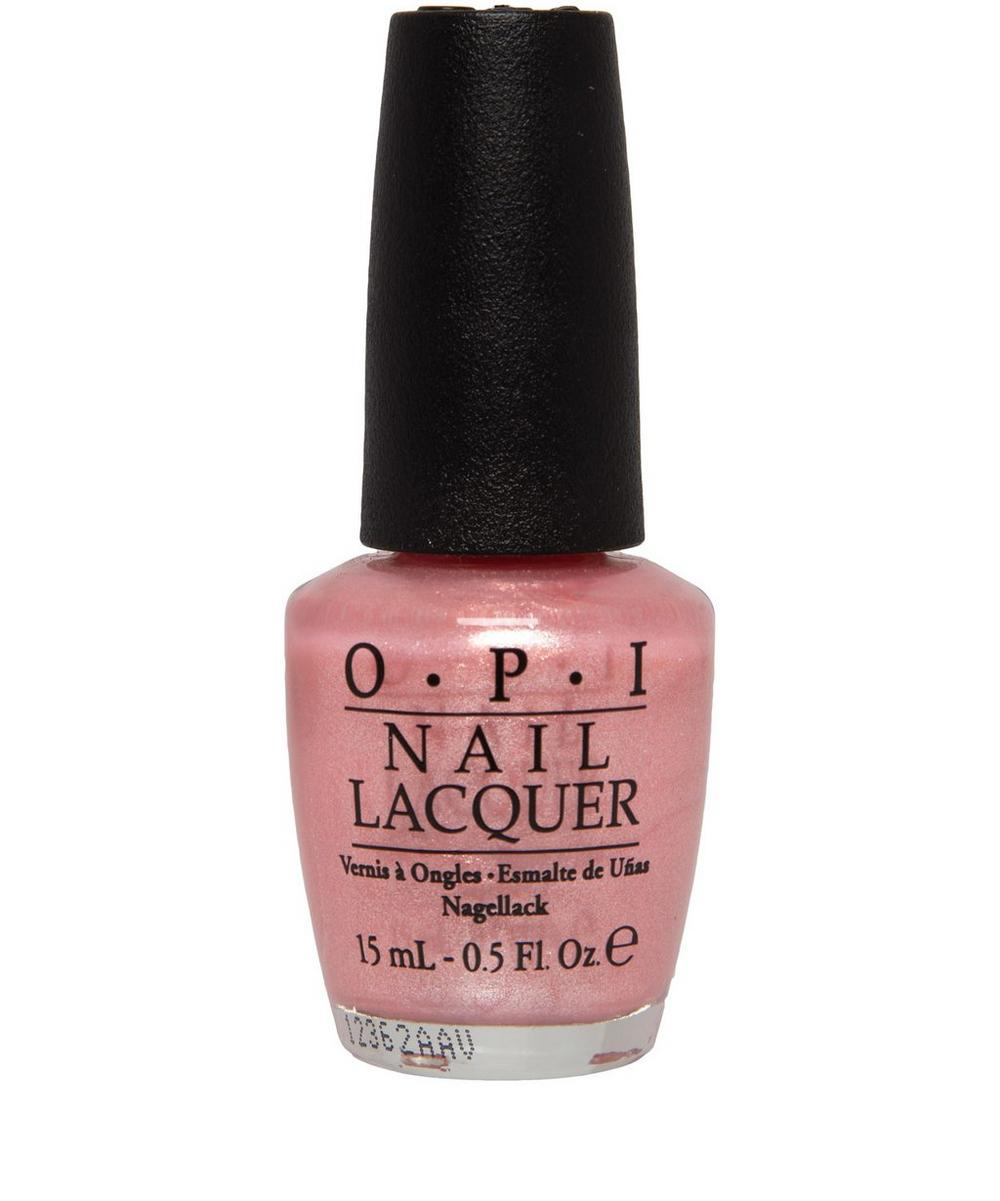 Nail Lacquer in Princess Rule 15ml