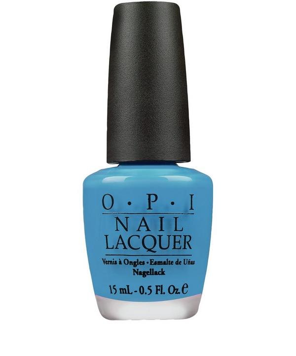 Nail Lacquer in No Room For The Blues 15ml