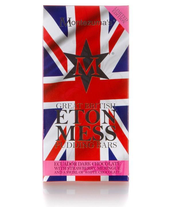 Eton Mess Great British Pudding Bar