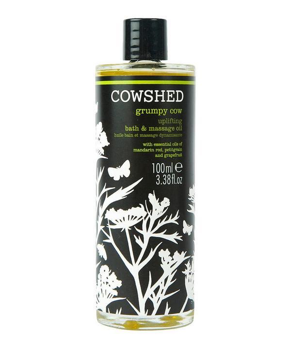 Grumpy Cow Uplifting Bath and Body Oil 100ml