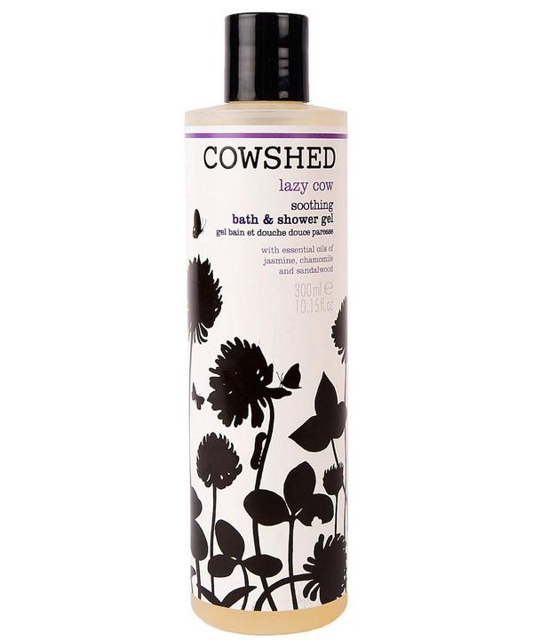 Lazy Cow Soothing Bath and Shower Gel 300ml
