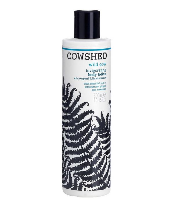 Wild Cow Invigorating Body Lotion 300ml