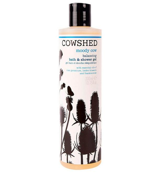Moody Cow Balancing Bath and Shower Gel 300ml