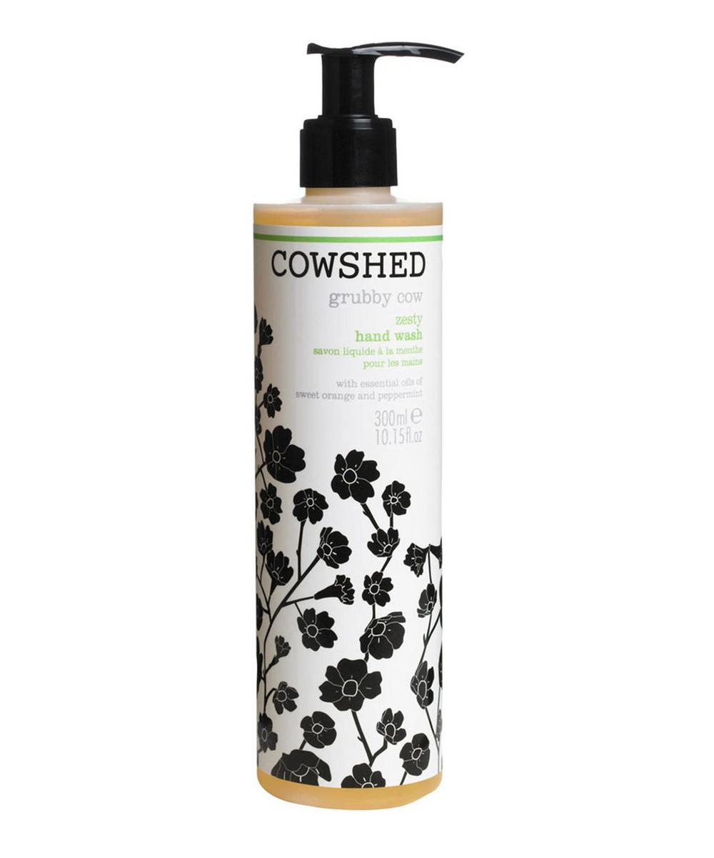 Grubby Cow Zesty Hand Wash 300ml