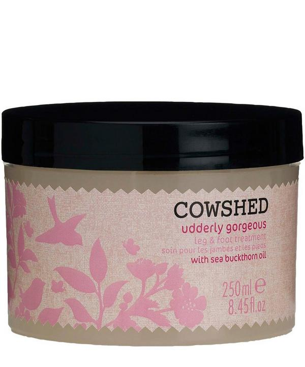 Udderly Gorgeous Leg and Foot Treatment 250ml