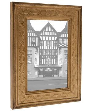 Gold Leaf Montello Photo Frame