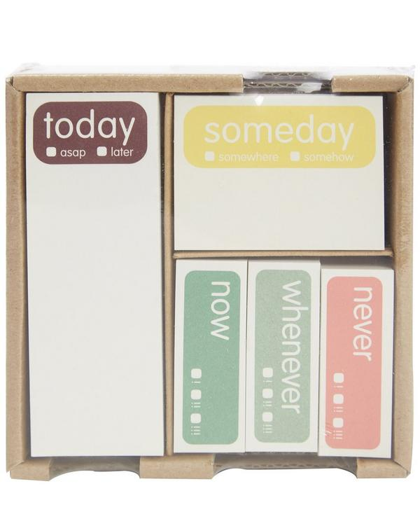 Someday Mini Sticky Note Set
