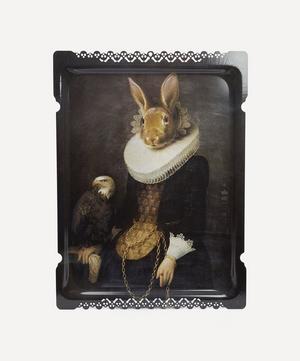 Zhao Rabbit Tray