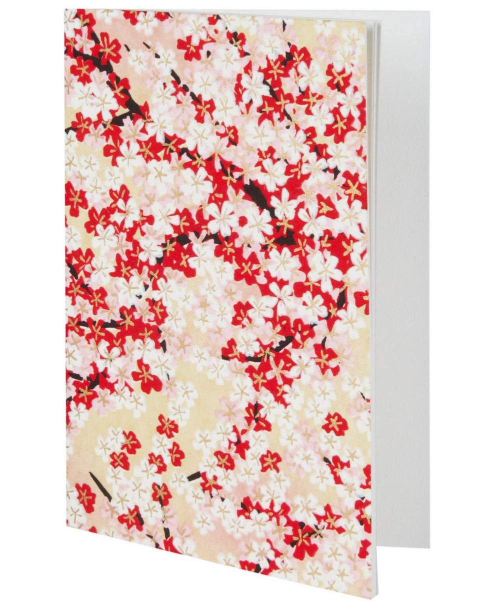 Blossom Small Notebook