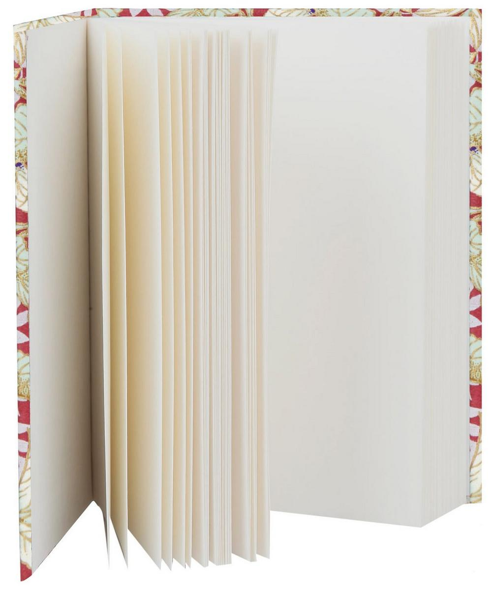 Floral Medium Notebook
