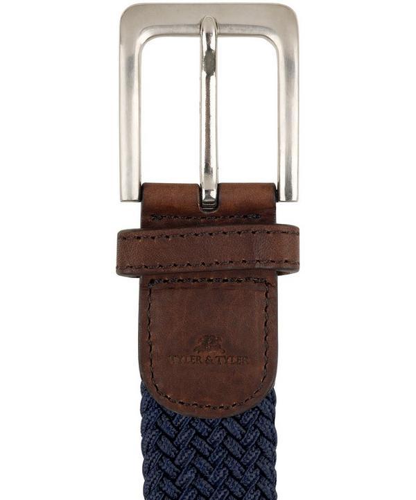 Navy Woven Belt, Tyler Tyler