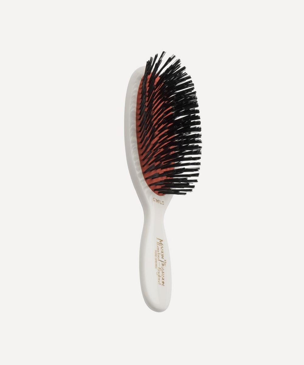 Child's Fine Bristle CB4 Hair Brush