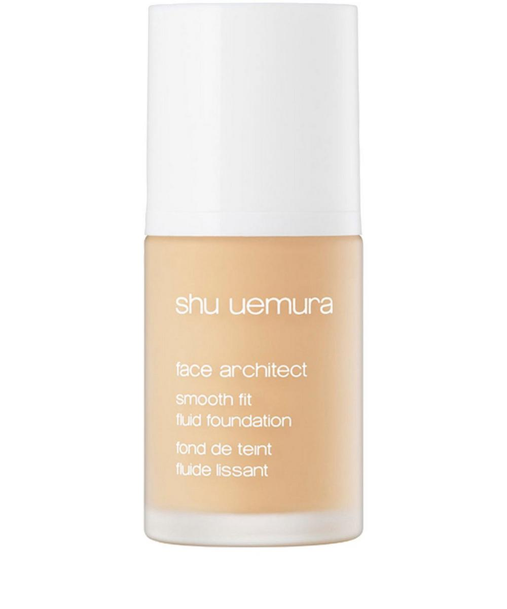 Face Architect Smooth Fit Fluid Foundation in Medium Light Sand