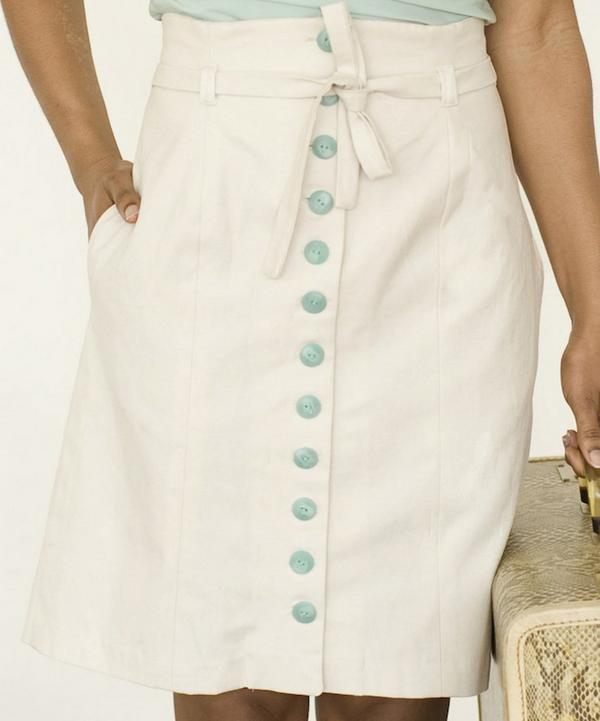 Beignet High Waisted Skirt Pattern