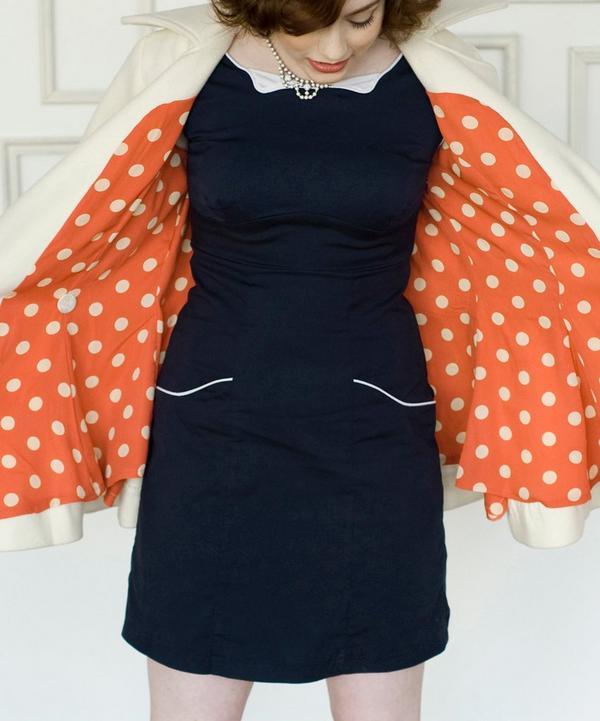 Rooibos Slim Dress Pattern