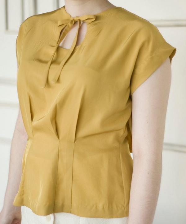 Sencha Blouse Sewing Pattern