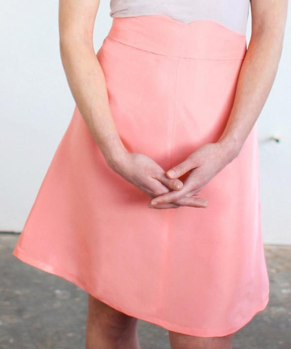 Ginger A-line Skirt Sewing Pattern