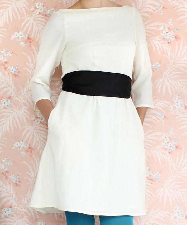 Peony Dress Sewing Pattern