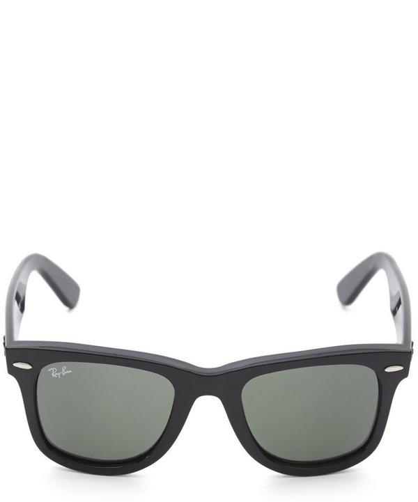 Classic Wayfarer Acetate Sunglasses