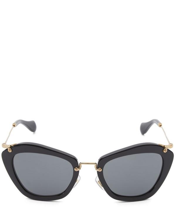 Acetate Cat Eye Sunglasses
