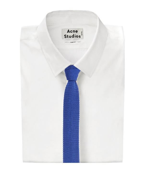 Knitted Silk Tie