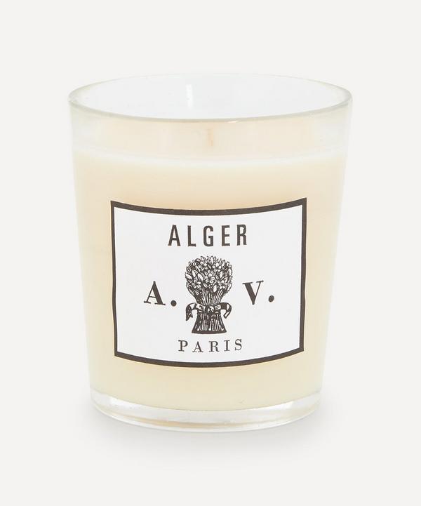 Alger Scented Candle in Glass 260g