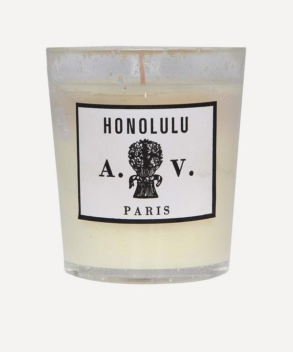 Honolulu Scented Candle in Glass 260g