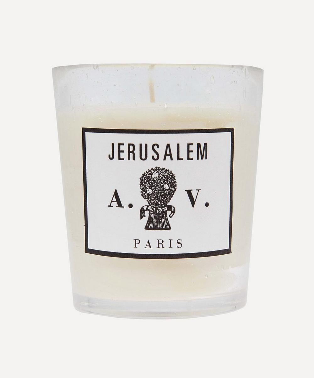 Jerusalem Scented Candle in Glass 260g