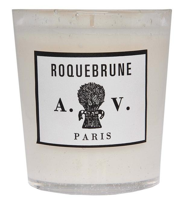 Roquebrune Scented Candle in Glass 260g