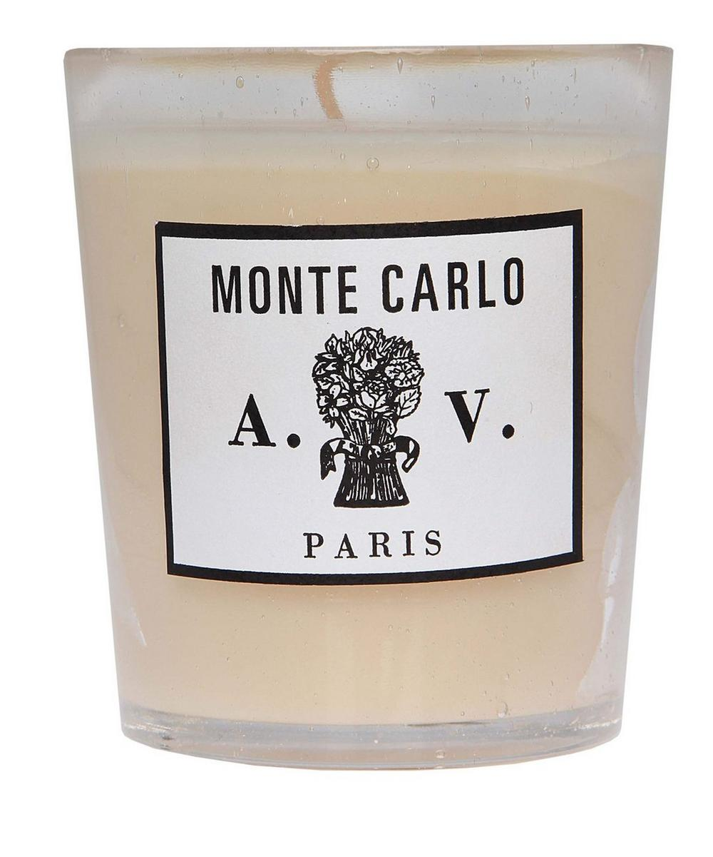 Monte Carlo Scented Candle in Glass 260g