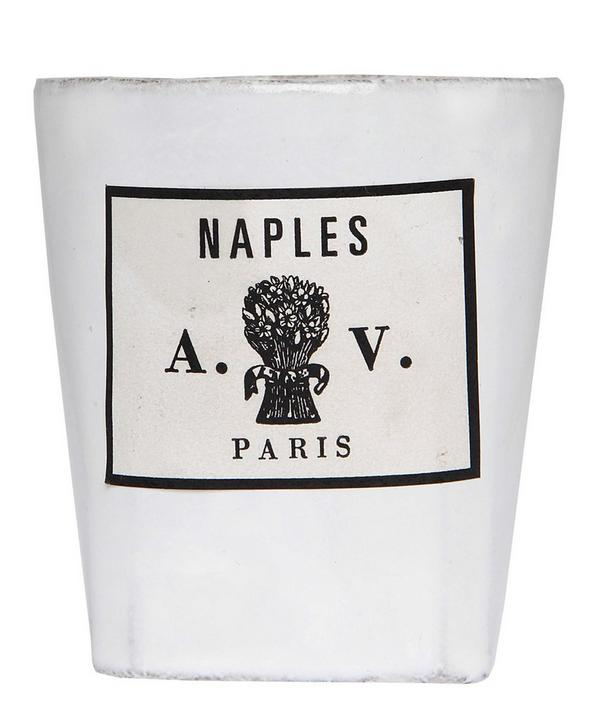 Naples Scented Candle in Ceramic 220g