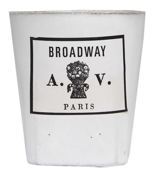 Broadway Scented Candle in Ceramic 220g
