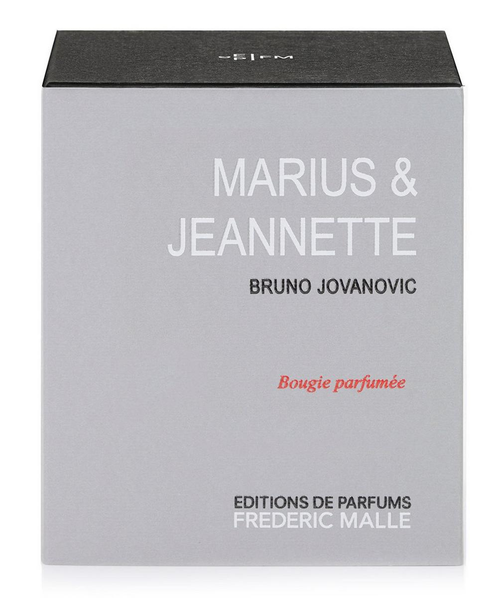 Maruis and Jeanette Scented Candle