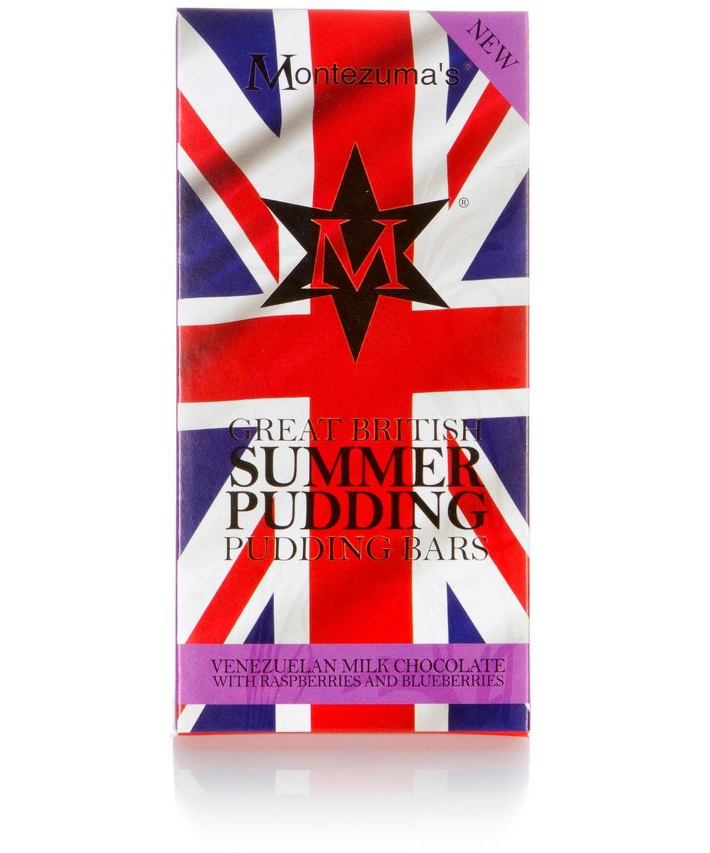Summer Pudding Great British Pudding Bar