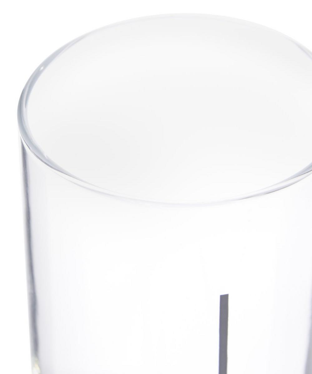 Strip Tea Glass