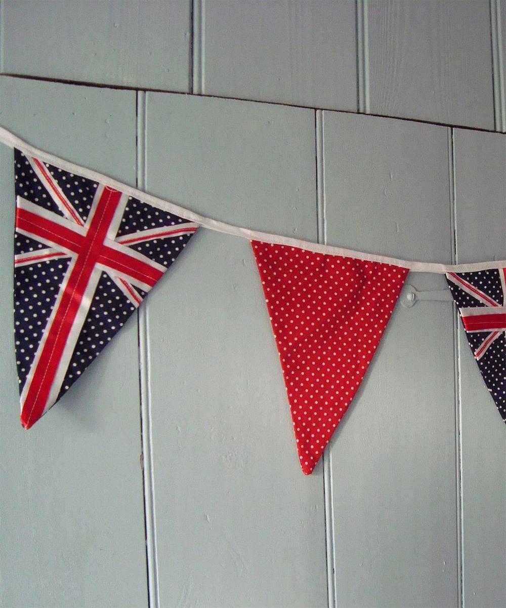 Cool Britannia Bunting Making Kit