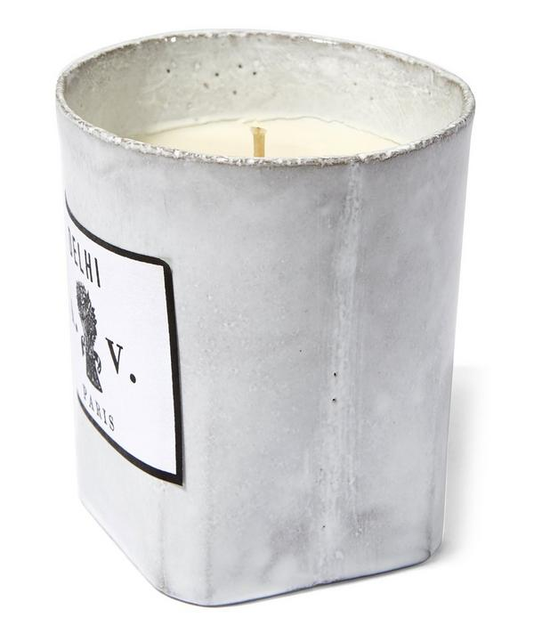 Delhi Scented Ceramic Candle 220g