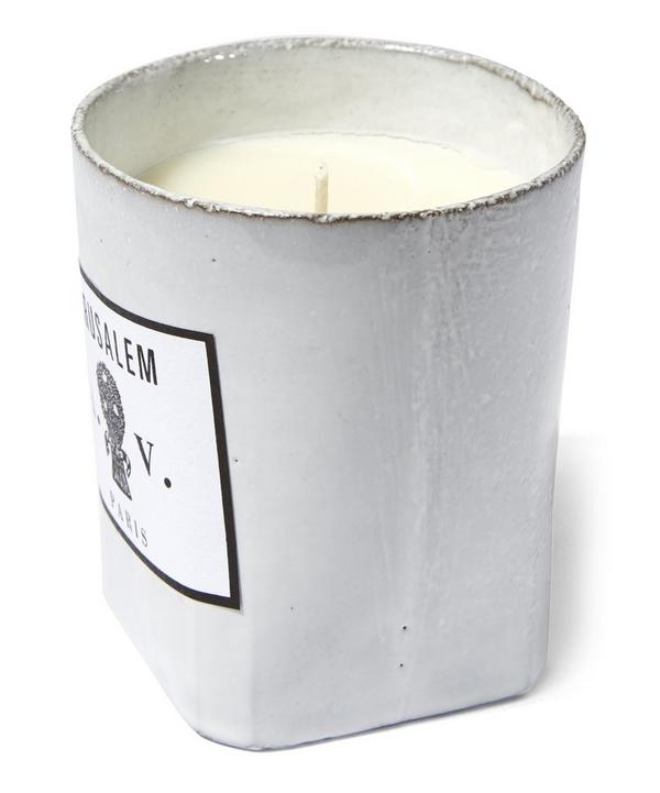 Jerusalem Scented Ceramic Candle 220g