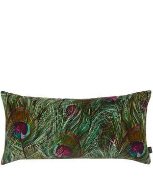 Paon Velvet and Wool-Blend Cushion