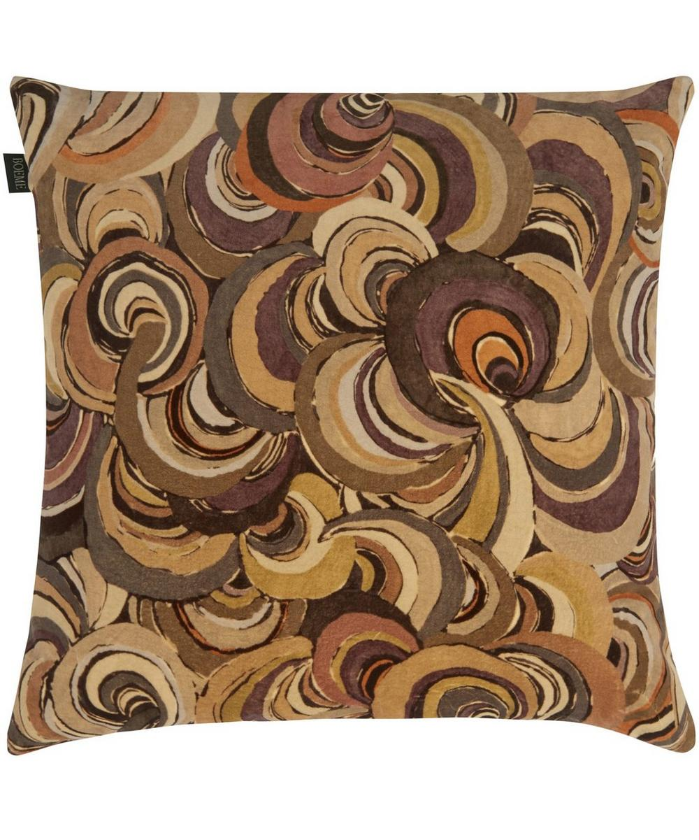 Madame Pangon Velvet Cushion