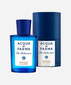 Arancia di Capri Blu Mediterraneo Eau de Toilette 75ml, Acqua di Parma
